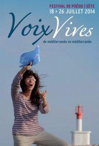 Voix vives, festival de poésie à Sète