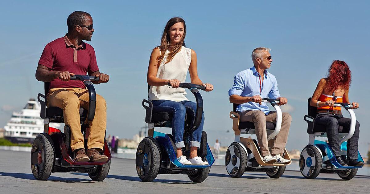gyropode nino un fauteuil roulant lectrique innovant. Black Bedroom Furniture Sets. Home Design Ideas