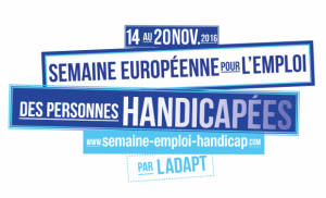 Semaine européenne emploi handicap