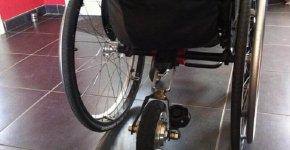 ForceWheel, une assistance électrique pour fauteuil manuel