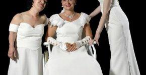 Des robes de mariée et habillées pour toutes les femmes