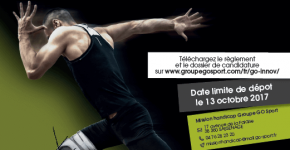 Appel à projets: Trophée GO Innov