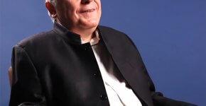 Vincent Michel, président de la Fédération des aveugles de France