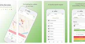 Picto Access, l'appli qui aide à l'accessibilité
