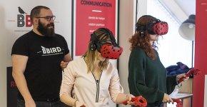 «Réalité», le casque de réalité virtuelle pour mieux comprendre handicap