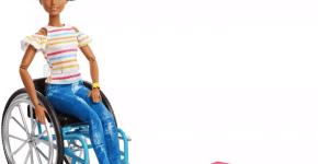 Une poupée noire et en fauteuil: la nouvelle Barbie® de Mattel fait sensation!