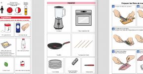 Gastronomie universelle: un livre de recettes pour tous